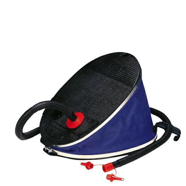フットポンプ 空気いれ 29センチ INTEX製 大容量ポンプ エアポンプ ブラック ブルー フット式ポンプ 乗用玩具 ビニールプール 浮き輪 エアーベッド 空気入れ&空気抜き _85039画像