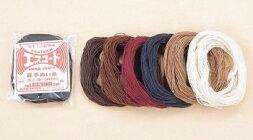 エスコード麻手縫い糸・中細<20番手/3×30m>手縫いレザークラフト工具手芸ハンドメイド革