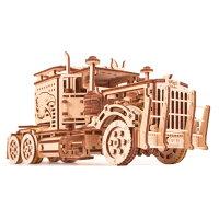 WoodTrickウッドトリックビッグリグ/大型トラック3Dウッドパズル