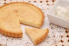 デンマーク産クリームチーズを贅沢に使ったチーズケーキ「タルトフロマージュ」【楽ギフ_のし宛...