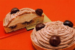 実店舗で20年以上も人気NO1の看板ケーキ銀座ル・ブランの「モンブラン」5寸サイズ【送料無料】【誕生日】【記念日】【楽ギフ_のし宛書】【楽ギフ_メッセ入力】【smtb-T】