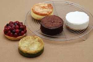 銀座ル・ブランのちょっと小さめ直径10cmの5種類のケーキ(チーズケーキとチョコレートケーキ)貴...