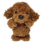 ウォーキングトーキングパピートイプードル(犬グッズ犬雑貨トイプードルプードル誕生日記念日バースデープレゼントギフト小学生女の子女性大人交換かわいいイヌおもちゃ結婚祝い出産祝いぬいぐるみ犬)