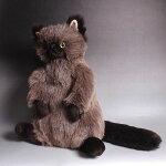 ぬいぐるみ猫【パスカルPascal】Cuddly(カドリー)こだわりの日本製ぬいぐるみ(猫のぬいぐるみ猫グッズ子猫猫雑貨誕生日プレゼント)