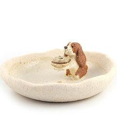 犬のお香立て キャバリア(犬グッズ 犬雑貨 お線香立て)[バルーン&アニマル雑貨 Le Chien]