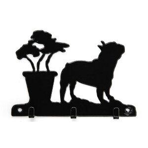 【送料無料】アイアンリードフック 【フレンチブルドッグ】from UK ペット用品/犬グッズ/…