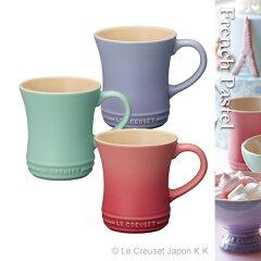 ル・クルーゼ ストーンウェア/食器マグカップ(S) French Pastel