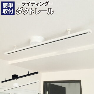 ダクトレールとスポットライトの間接照明で板張りをお洒落に演出