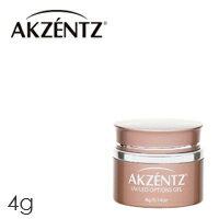 アクセンツ AKZENTZ ジェルネイルシステム「アクセンツ」 ネイルカラー UV/LED クリアジェル 4g [9344007]