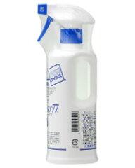 同一商品24本購入で送料無料 ドーバー パストリーゼ77 500ml スプレーヘッド付 アルコール...
