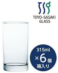 東洋佐々木ガラス タンブラー 6個セット 品番:05110 glass グラス 日本製 ボール販売