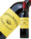 格付け第2級セカンド クロ デュ マルキ 2015 750ml 赤ワイン カベルネ ソーヴィニヨン フランス ボルドー