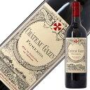 シャトー ガザン 2013 750ml 赤ワイン メルロー フランス ボルドー