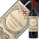 シャトー ガザン 2017 750ml 赤ワイン メルロー フランス ボルドー