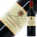 シャトー ラフルール ガザン 2016 750ml 赤ワイン メルロー フランス ボルドー