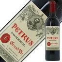 シャトー ペトリュス 2009 750ml 赤ワイン メルロー フランス ボルドー