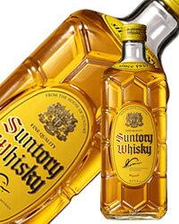 【同一商品12本購入で送料無料】サントリーウイスキー角瓶40度箱なし700ml