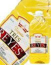 【包装不可】 トレス レイス テキーラ ゴールド38度 3785ml ペットボトル