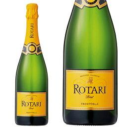 ロータリ タレント ブリュット NV 750ml スパークリングワイン イタリア