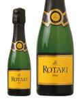 【同一商品24本購入で送料無料】 ロータリ タレント ブリュット NV 187ml スパークリングワイン イタリア