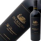 ダックホーン ヴィンヤーズ ザ ディスカッション エステート グロウン レッドブレンド 2016 750ml メルロー アメリカ カリフォルニア 赤ワイン