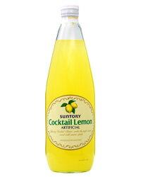 サントリー カクテル レモン 780ml