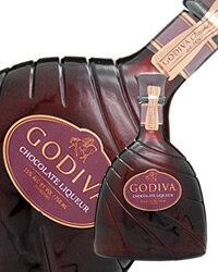 ゴディバ チョコレート クリーム リキュール 15度 正規 750ml