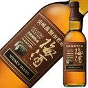 【あす楽】 サントリー 山崎蒸留所貯蔵 焙煎樽熟成梅酒 17度 750...