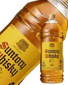 サントリーウイスキー 角瓶 40度 4000ml(4L) ペットボトル 1梱包4本まで あす楽