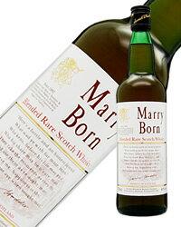 スコッチ ウイスキー マリーボーン