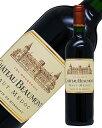 【あす楽】 格付け ワイン ブルジョワ級 シャトー ボーモン 2012 750ml 赤ワイン フランス