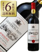 ボルドー シャトー グラヴェロン パスティ メルロー フランス 赤ワイン