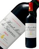 ル オーメドック ジスクール (ル オー メドック ド ジスクール) 2011 750ml 赤ワイン カベルネ ソーヴィニヨン フランス ボルドー あす楽