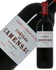 【あす楽】 格付け第5級 シャトー カマンサック 2015 750ml 赤ワイン カベルネ ソーヴィニヨン