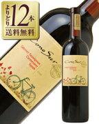 コノスル カベルネ ソーヴィニヨン カルメネール オーガニック 赤ワイン