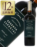 【あす楽】【よりどり12本送料無料】 コノスル メルロー レゼルバ 2018 750ml 赤ワイン チリ
