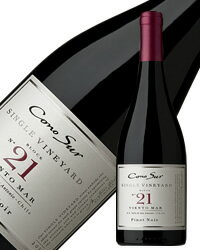 【あす楽】 コノスル ピノノワール シングルヴィンヤード No.21 2016 750ml 赤ワイン チリ