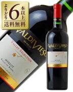 バルディビエソ ヴァレー セレクション メルロー 赤ワイン