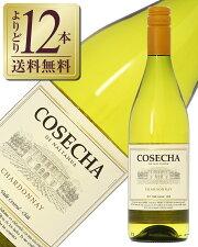 【あす楽】【よりどり12本送料無料】タラパカコセチャシャルドネ2018750ml白ワインチリ