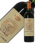 【あす楽】 格付け第2級 シャトー グリュオー ラローズ 2013 750ml 赤ワイン フランス