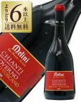 【あす楽】【包装不可】【よりどり6本以上送料無料】 メリーニ ネオ カンパーナ キャンティ(キアンティ) ゴヴェルノ 2013 750ml 赤ワイン イタリア
