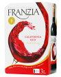 フランジア赤&白8個で送料無料 フランジア ワインタップ 赤 (ボックスワイン) 3000ml (8個まで1梱包) 赤ワイン 九州、北海道、沖縄送料無料対象外、クール代別途 西濃運輸 出荷不可 あす楽