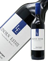 リンカーン エステイト カベルネソーヴィニヨン 2018 750ml オーストラリア 赤ワイン