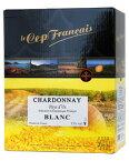 【包装不可】 ル セップ フランセ シャルドネ IGPペイドック 3000ml ボックスワイン バックインボックス 白ワイン