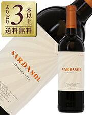 【よりどり3本以上送料無料】ボデガスアルコンデサラダソルクリアンサ2014750ml赤ワインスペイン