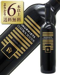 イヌリエータ クアトロシエントス クリアンサ 赤ワイン スペイン