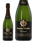セグラヴューダス ブルート レゼルバ 750ml スパークリングワイン スペイン あす楽