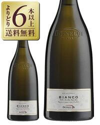 【よりどり6本以上】 ノンアルコール ドネリ グレープ スパークリング ビアンコ 750ml スパークリングワイン