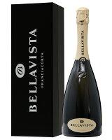 ベラヴィスタ フランチャコルタ サテン 2013 ギフトボックス 750ml 正規 スパークリングワイン イタリア