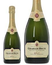 グラハムベックブリュット750ml南アフリカスパークリングワインあす楽